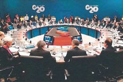 A gathering of world leaders results in a worldwide agreement that will begin the last 7 years of the FINAL COUNTDOWN